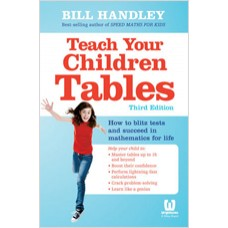Teach Your Children Tables, 3rd Edition, Jan/2015