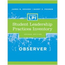 The Student Leadership Practices Inventory (LPI), Observer Instrument, 2nd Edition