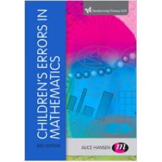 Children's Errors in Mathematics, 3rd Edition, June/2014
