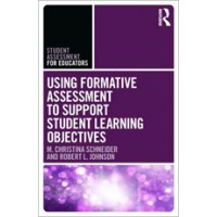 Using Formative Assessment to Support Student Learning Objectives, Aug/2018