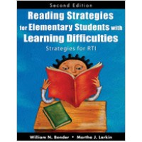 Reading Strategies for Elementary Students With Learning Difficulties: Strategies for RTI, 2nd Edition