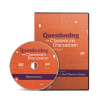 Questioning for Classroom Discussion- Elementary School (DVD)