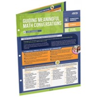 Guiding Meaningful Math Conversations (Quick Reference Guide), May/2017