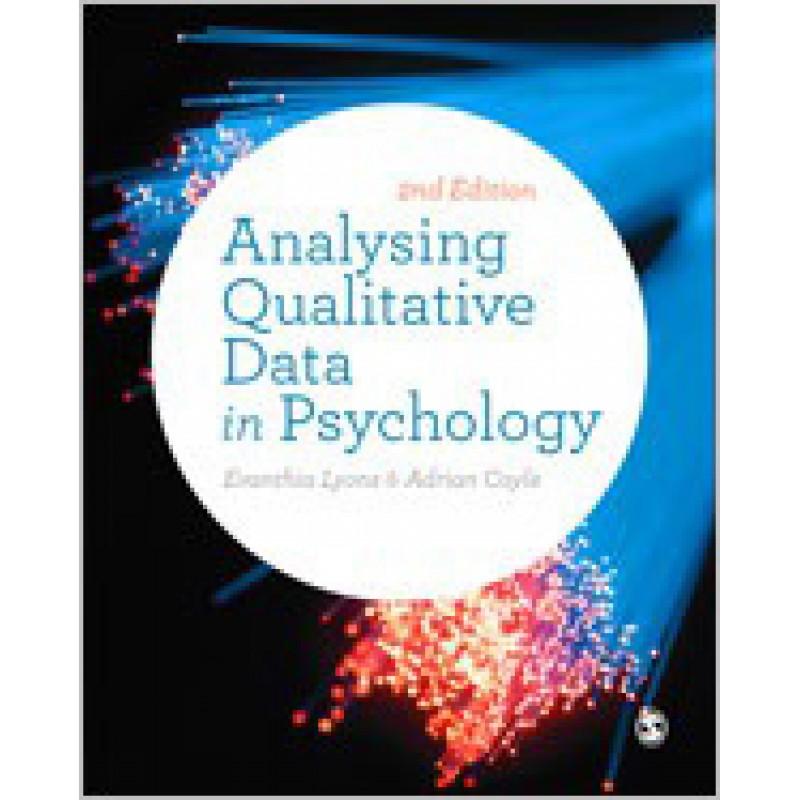 Analysing Qualitative Data in Psychology, 2nd Edition, Mar2016