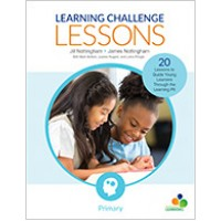 Learning Challenge Lessons, Primary: 20 Lessons to Guide Young Learners Through the Learning Pit, Oct/2018