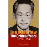 Lee Kuan Yew: The Critical Years (1971-1978), Sep/2013