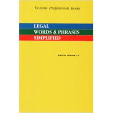 Legal Words & Phrases Simplified