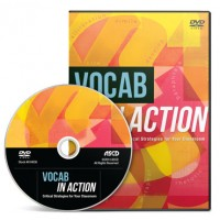 Vocab In Action: Critical Strategies For Your Classroom DVD, July/2014