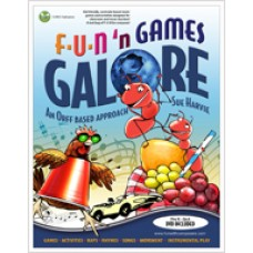 F-U-N 'n Games Galore: Teacher's Guide (Pre K–Gr.6)