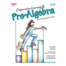 Cooperative Learning & Pre-Algebra: Secondary Activities