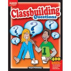 Classbuilding Questions