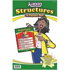 Kagan Structures Poster Set 1