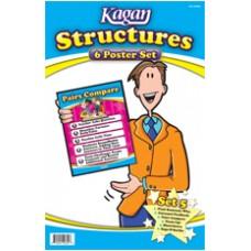 Kagan Structures Poster Set 5