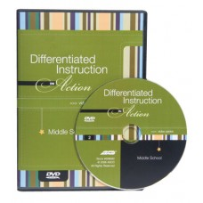 Differentiated Instruction in Action Program 2 - Middle School DVD