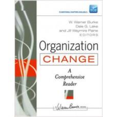 Organization Change: A Comprehensive Reader
