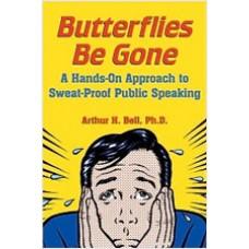 Butterflies Be Gone: A Hands-On Approach to Sweat-Proof Public Speaking