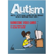 Autism Paper 5: Harnessing Video Games to Teach Cognitive Skills to Children with Autism, Oct/2010