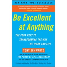 Be Excellent at Anything: The Four Keys to Transforming the Way We Work and Live, Feb/2011