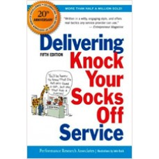 Delivering Knock Your Socks Off Service, Oct/2011