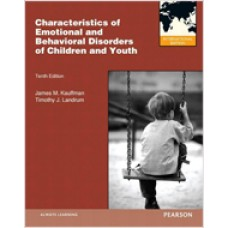 Characteristics of Emotional and Behavioral Disorders of Children and Youth: International Edition, May/2012