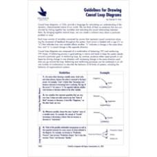 PG 3: Guidelines for Drawing Causal Loop Diagrams