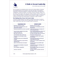 PG 19: A Guide to Servant-Leadership