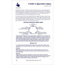 PG 22: A Guide to Appreciative Inquiry