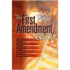 The First Amendment in Schools