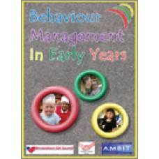 Behaviour Management in Early Years: Framework for Intervention, New!
