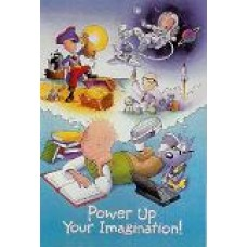 Power up Your Imagination!